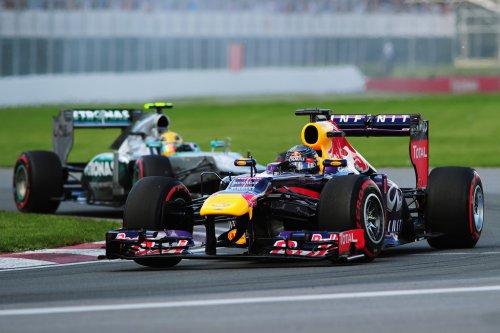 Формула-1: Феттель близок к досрочному завоеванию титула