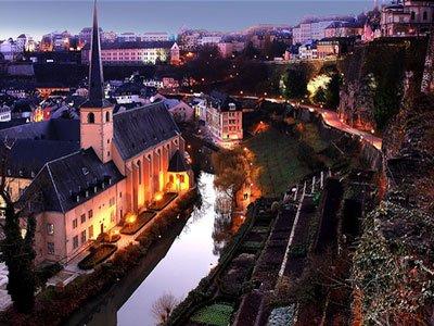 Исследование самые состоятельные европейцы живут в Люксембурге