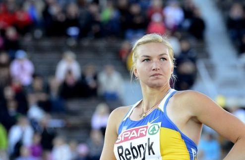 Украинская легкоатлетка вера ребрик